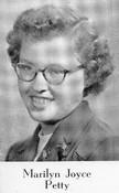 Marilyn Joyce Petty (Michels)